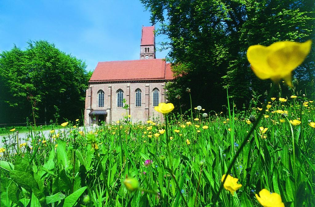 Burgkirche in Oberwittelsbach