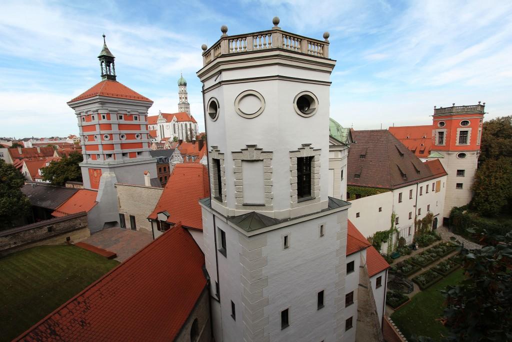 Augsburg Wassertürme