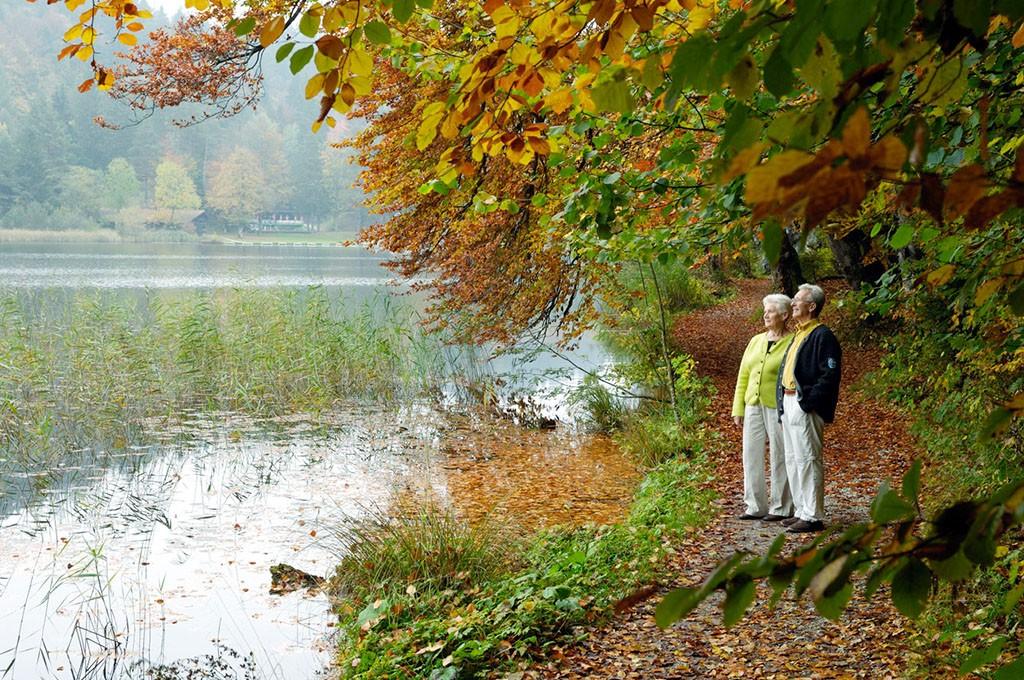 Herbstwandern in Füssen
