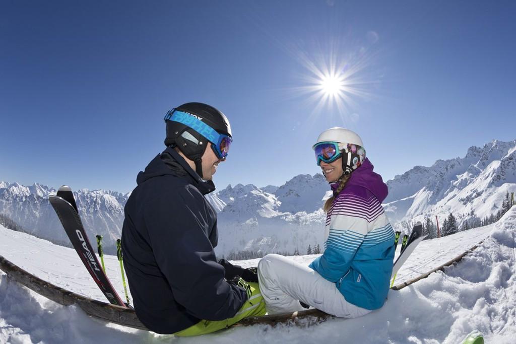 Das HÖCHSTE Skigebiet im Allgäu